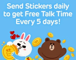 Send Stickers & Get Free Rs 120 Talk Time|| FEW DAYS LEFT FOR joining Bonus (Last two days left for joining bonus) || Valid till 18th September