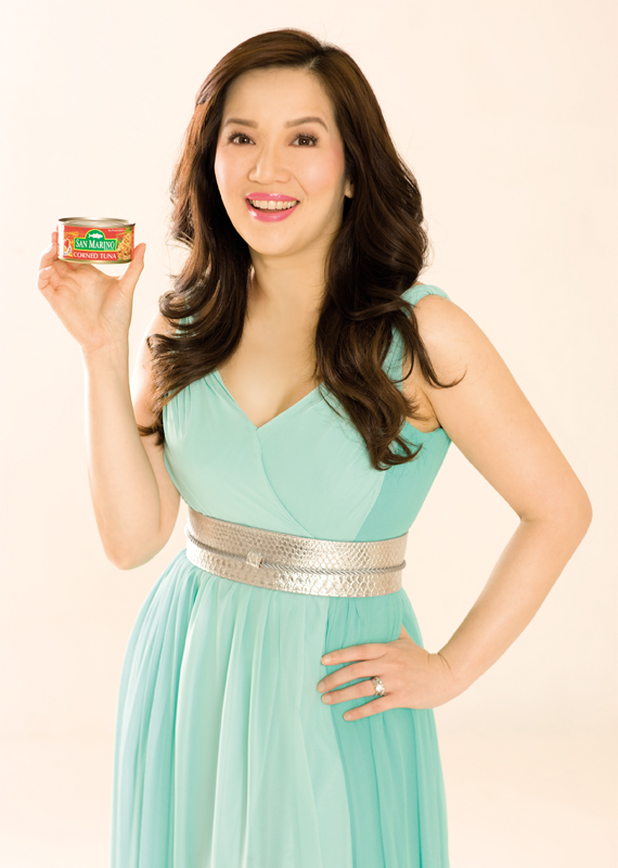 Kris Aquino for San Marino Corned Tuna