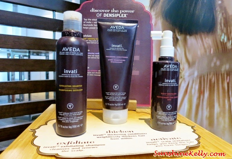 Aveda Invati & Nature, Aveda Invati, Hair Thickening Solution, Aveda invati Exfoliating Shampoo, Organic natural hair care, Thickening Conditioner, Scalp Revitalizer