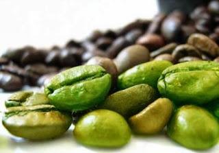 El grano de café verde adelgaza