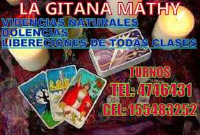 La Gitana Mathy