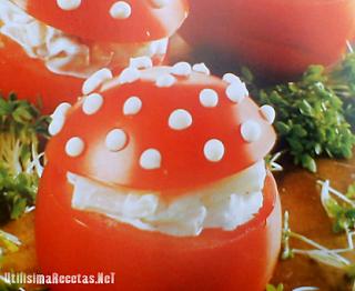 Tomates rellenos 2
