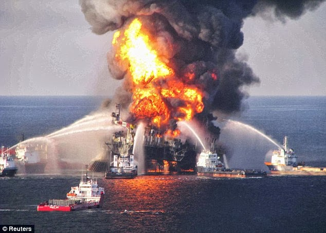 BP to Pay $20 Billion Over Deepwater Horizon Spill. Is It