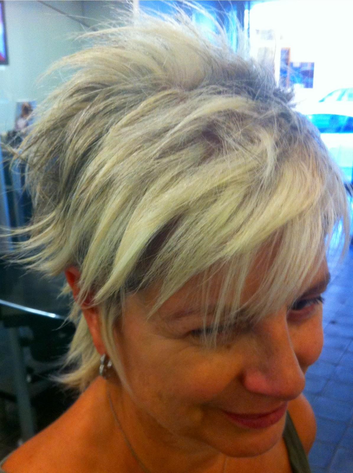 Renato coiffeur firenze rinunciare a tingere i capelli - Bagno di colore copre i capelli bianchi ...