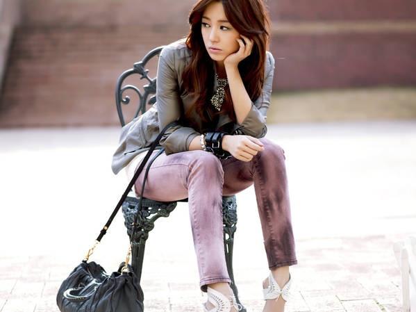 Eun-hye Yun - Wallpaper