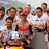 MotoGP: Pedrosa impresiona, Márquez le secunda en Malasia