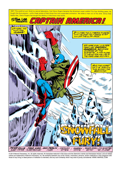 Captain America (1968) Issue #238 #153 - English 2