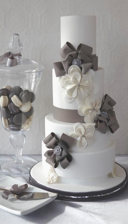 JAdore Cakes Co 2014 Wedding Cake Trends