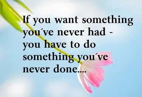 Motivational Quote :  Want - Kshitij Yelkar