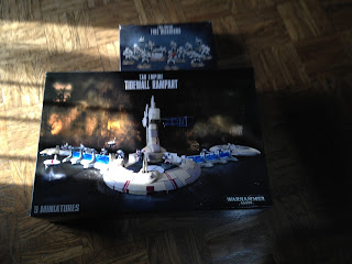 Tau Tidewall Rampart box set