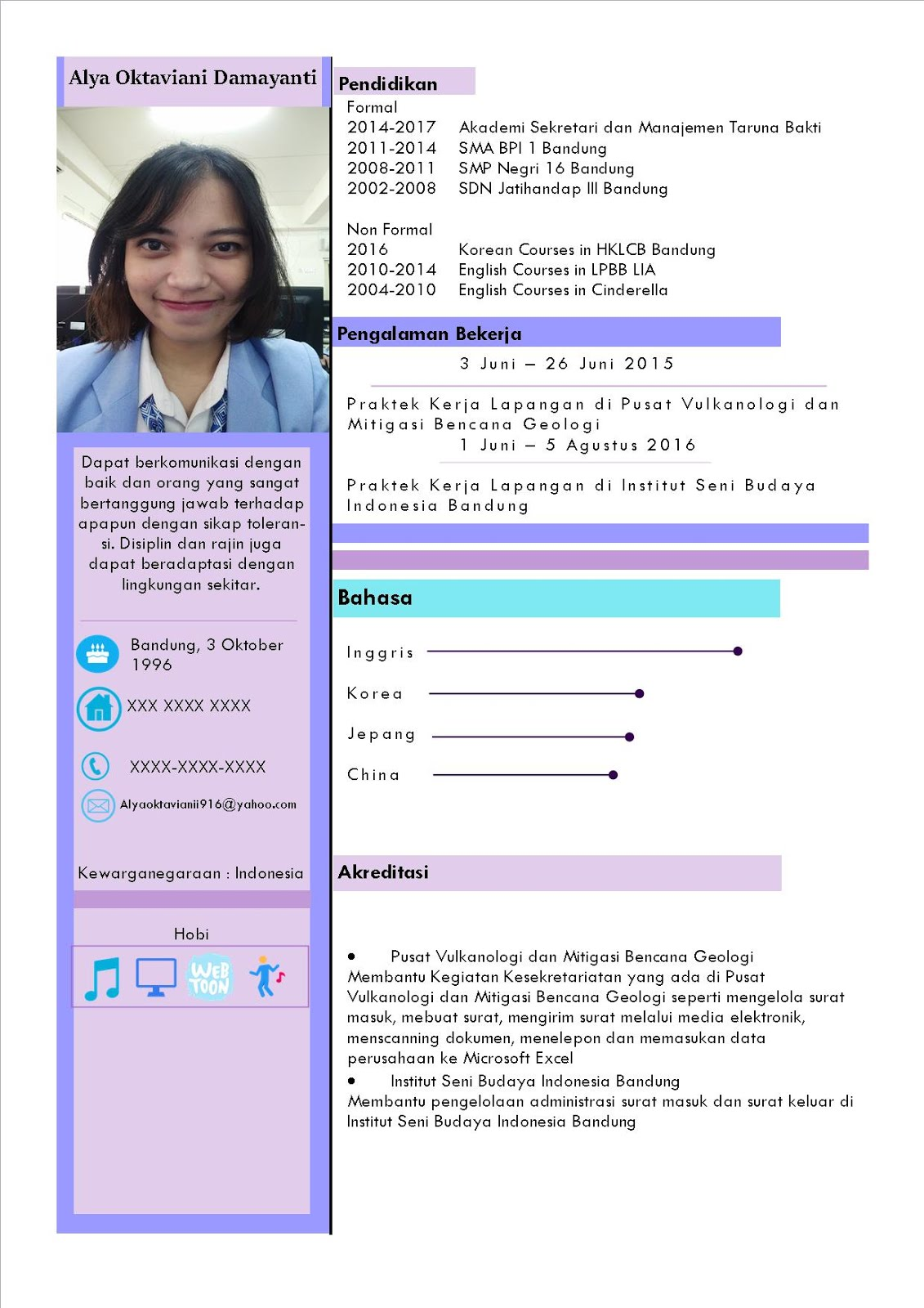 Image Result For Email A Resume