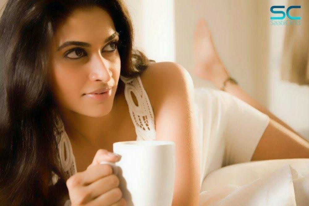 'Sarabham' Actress Salony Luthra Photo Stills