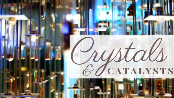 Test Crystals and Catalysts