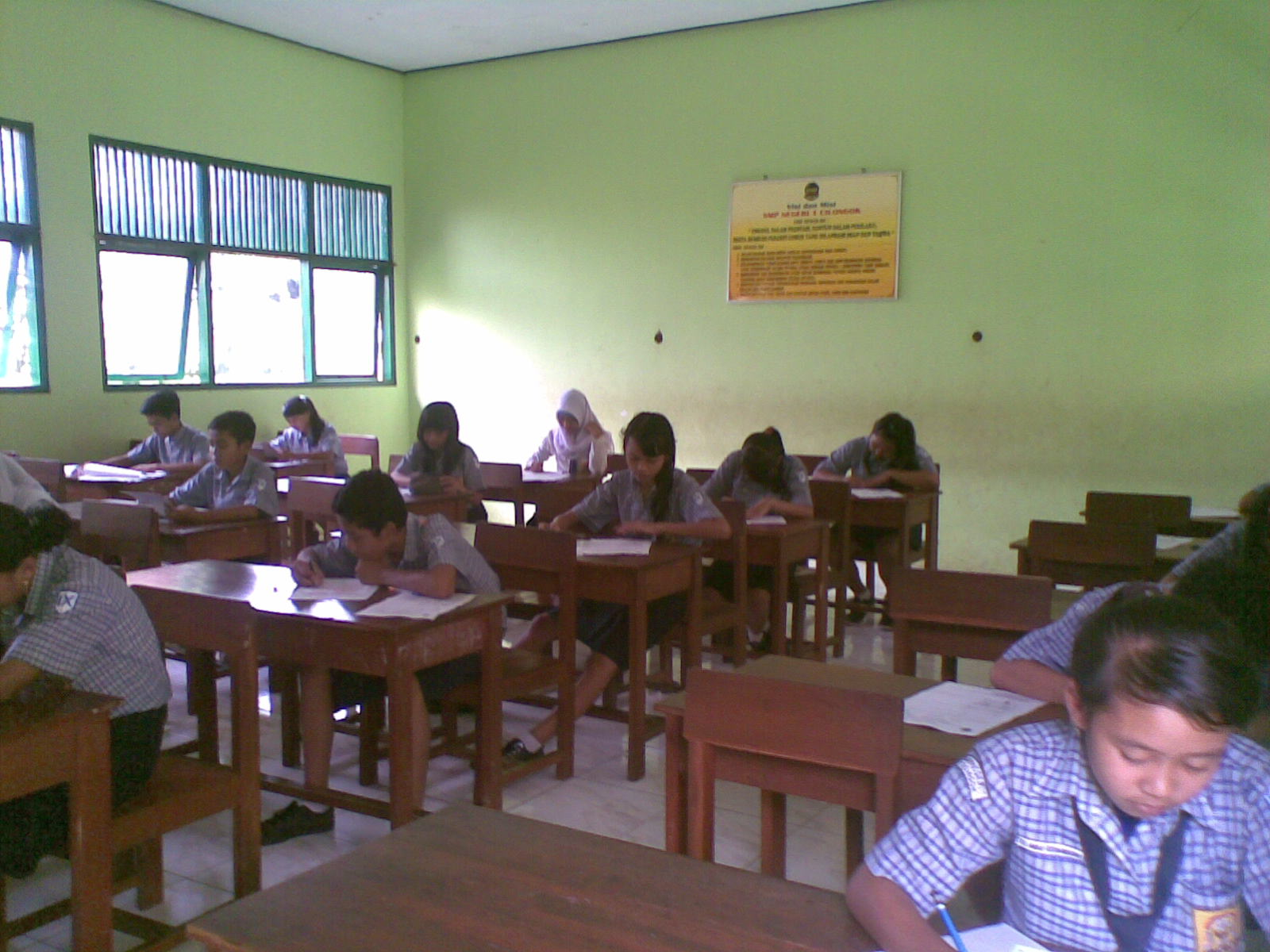 Soal Try Out Matematika 2012 2013 Educational Learning