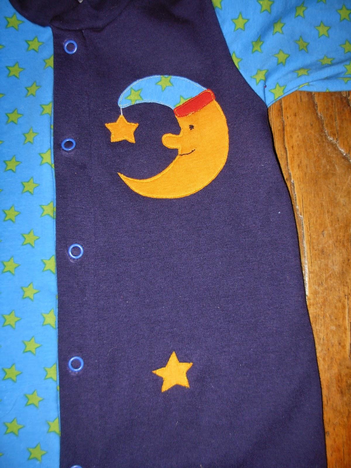 Appli für Schlafanzug