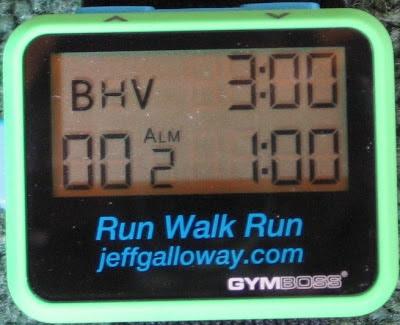 Run-Walk-Run