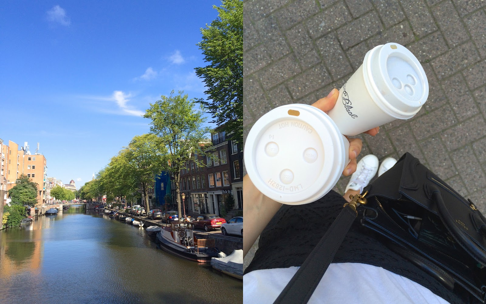 Back To Black Coffee Amsterdam