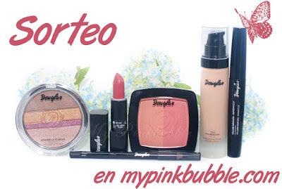 "Sorteo ""Mypinkbubble"""