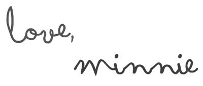 love, minnie