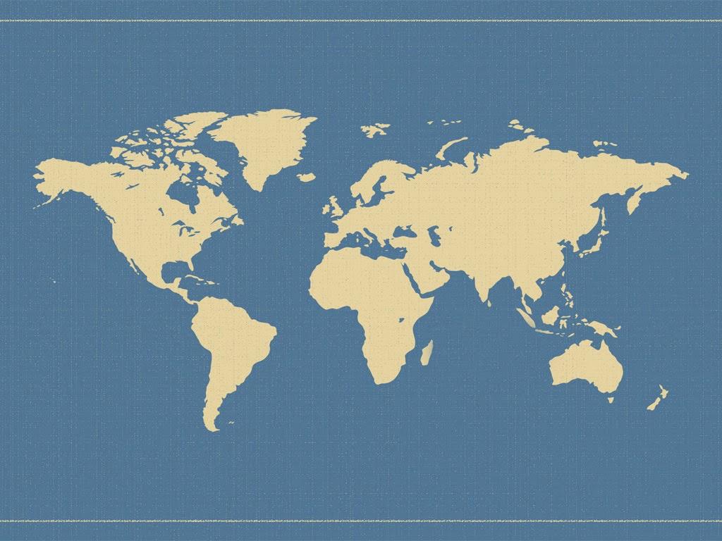 карта мир Австралия map world Australia  № 3018760 загрузить