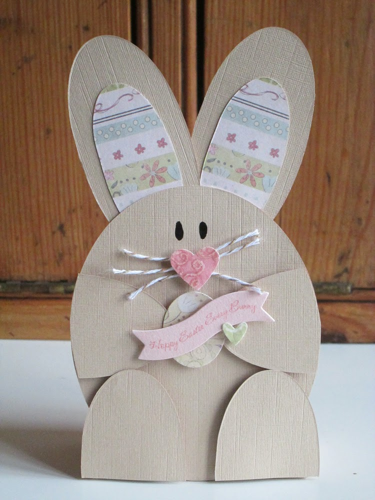 Lemon pippin hoppy easter every bunny stampin up easter bunny gift negle
