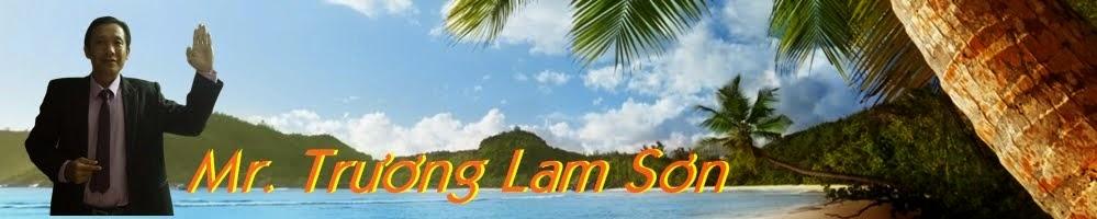 TRƯƠNG LAM SƠN