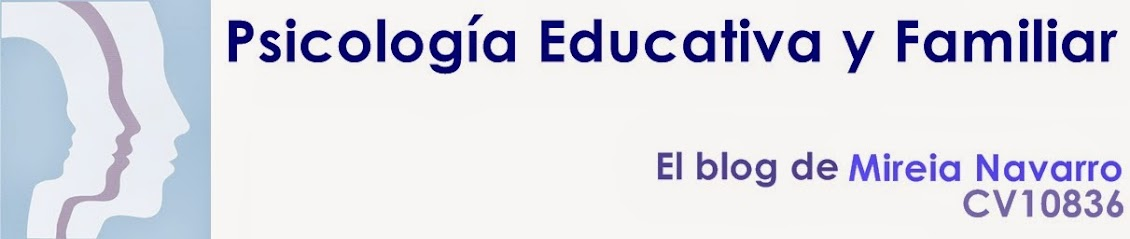PSICOLOGÍA EDUCATIVA Y FAMILIAR - El blog