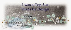 Top 3 @ Divas By Design Thank you!!!