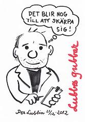 """Gubbe nr 44 (nr 2 för år 2012): En """"lubbe"""""""