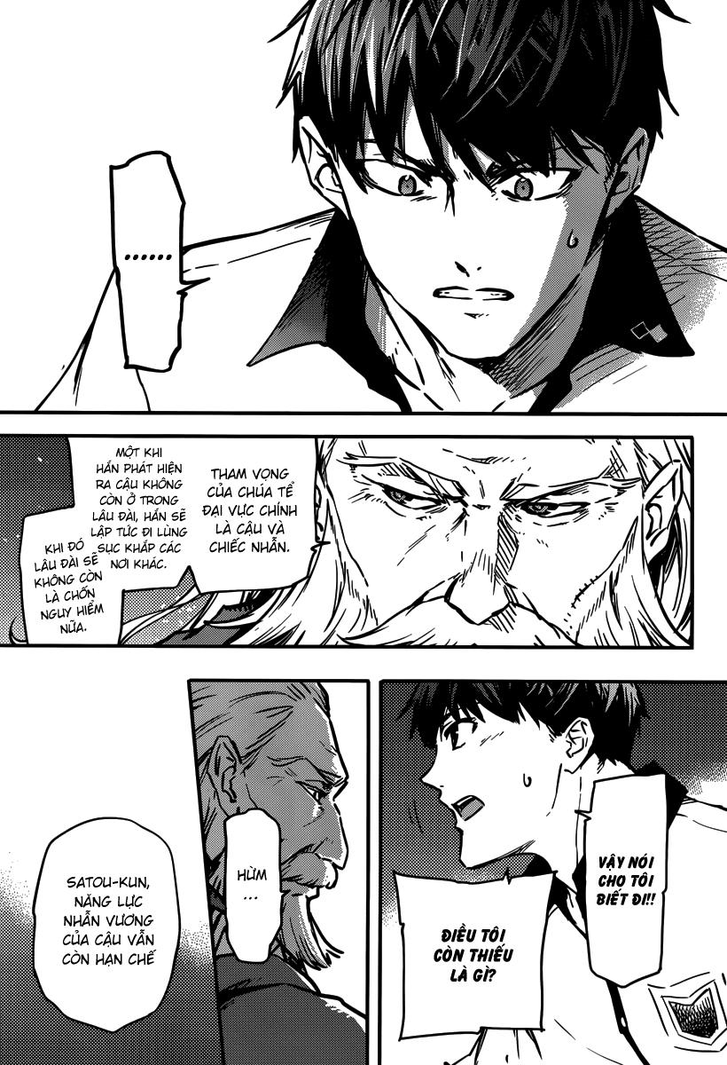 Kekkon Yubiwa Monogatari chap 3 page 30 - IZTruyenTranh.com