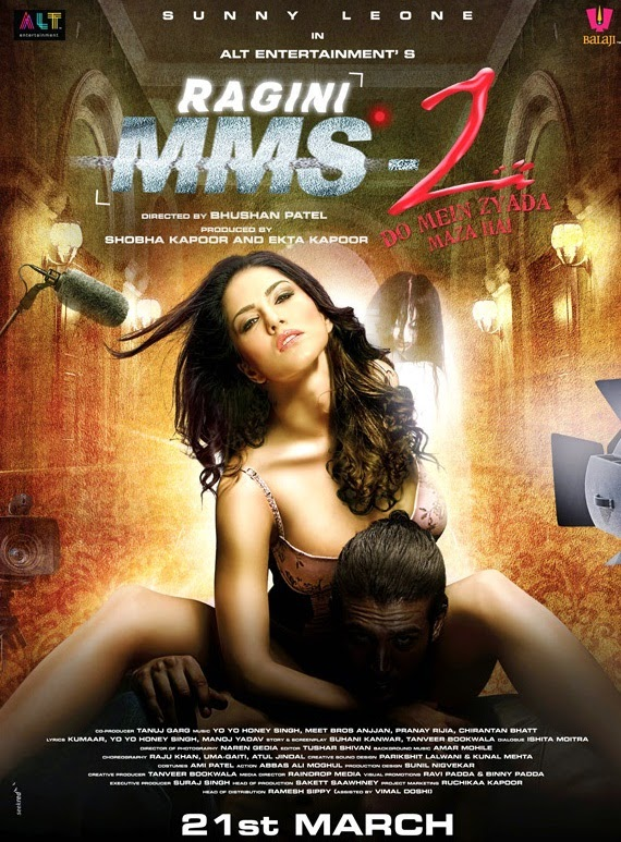 Watch Ragini MMS 2 (2014) Non Retail DVDRip Hindi Full Movie Watch Online For Free Download