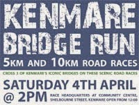 5k & 10k race in Kenmare, Co.Kerry