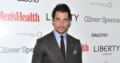David Gandy -Source-: Men's Health, Oliver Spencer ...