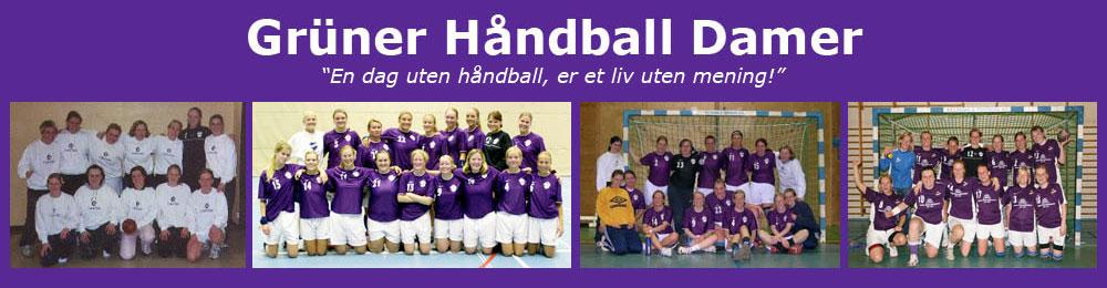 Grüner Håndball Damer