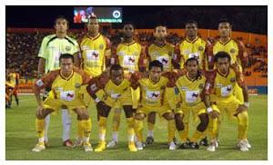 SKUAD SRIWIJAYA FC 2007 - 2008