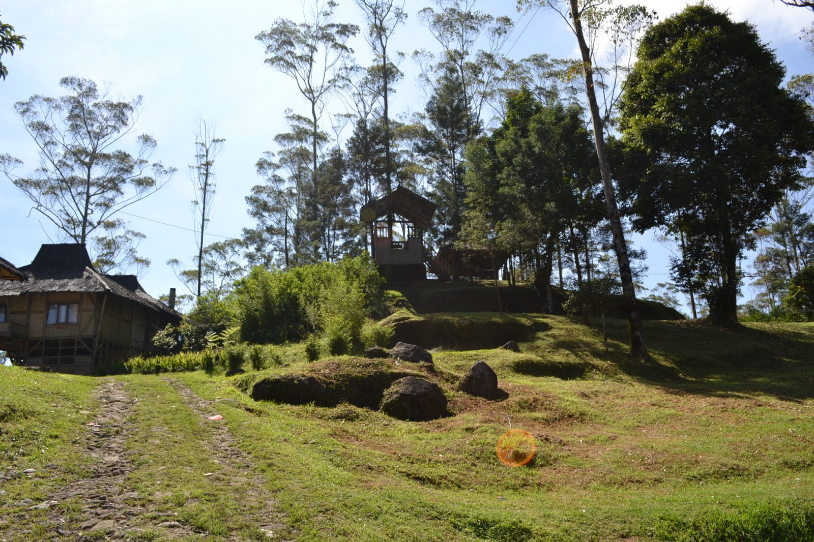 Villa di Ciwidey Kapasitas 50 orang