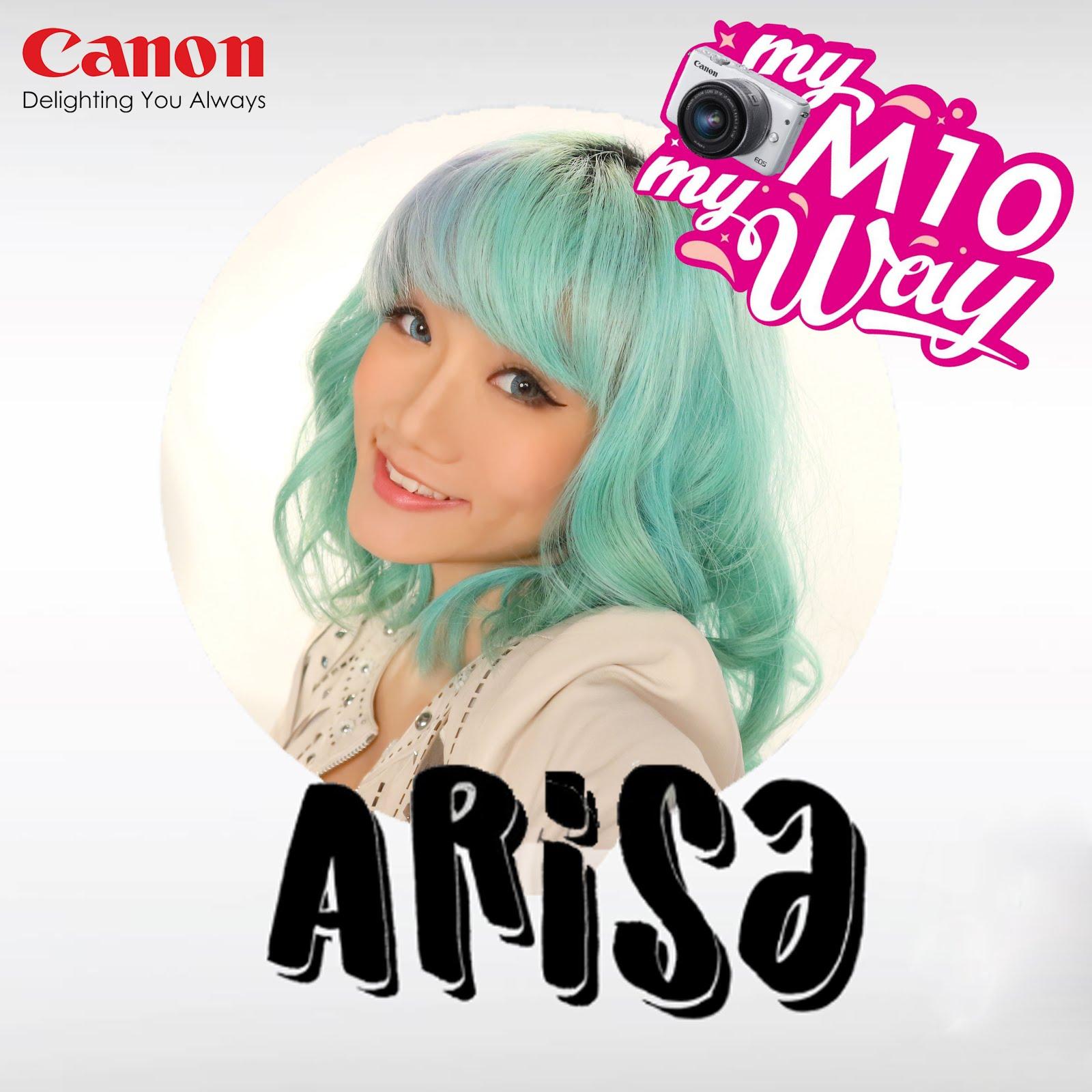 Canon EOSM10 Ambassador