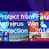 How to Remove Fake Antivirus Win 8 Protection 2014