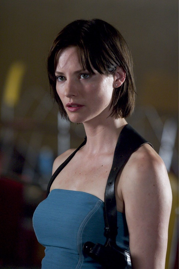 Sienna Guillory As Jill Valentine Resident Evil