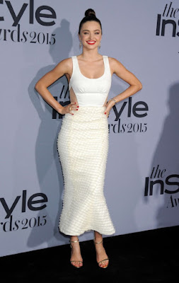Miranda Kerr – Instyle Awards 2015 in Los Angeles