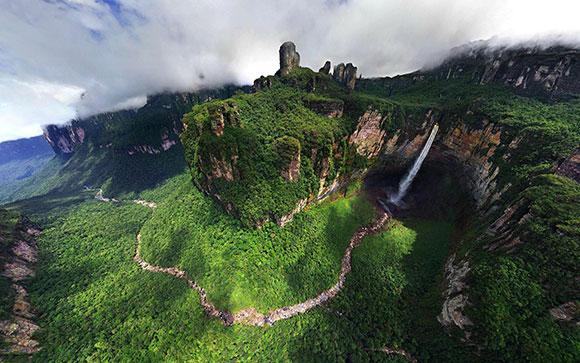 الشلال البرية , صور خلفيات للكمبيوتر