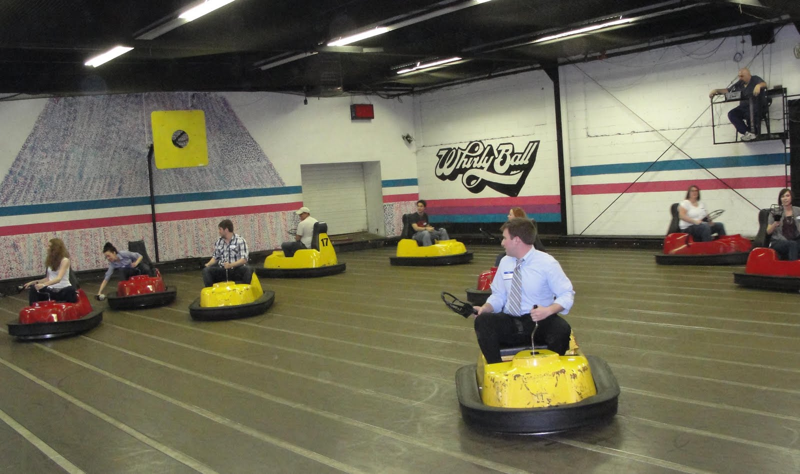 Cleveland S A Plum Who Wants To Whirlyball
