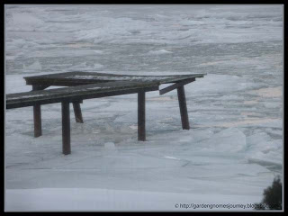 dock damage by ice