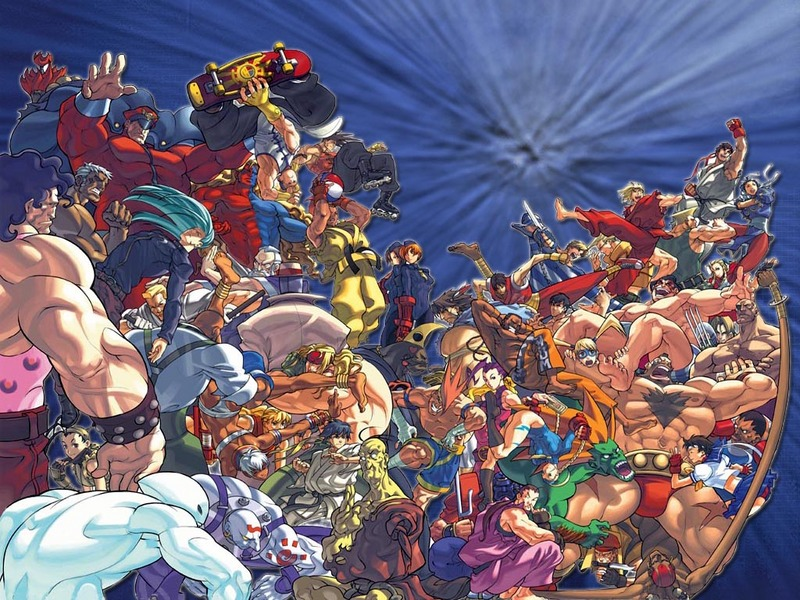 Street Fighter HD & Widescreen Wallpaper 0.780699556592511