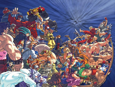 #16 Street Fighter Wallpaper