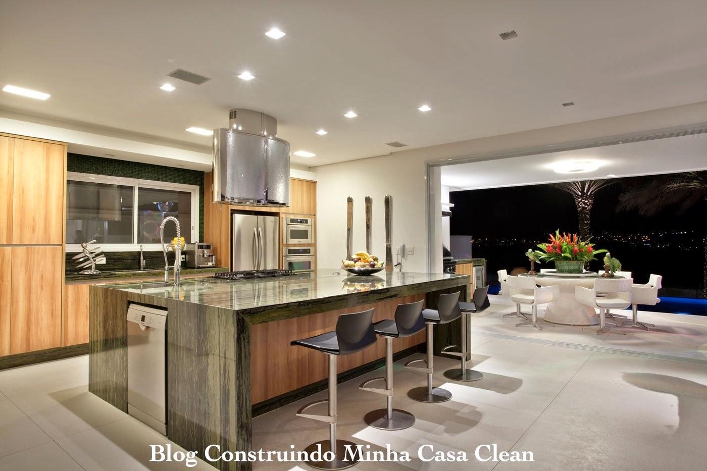 : Casa Branca Moderna e Maravilhosa! Fachada Interior e Projeto #183376 1400 933