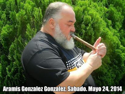 Aramis Gonzalez Gonzalez, Sabado, Mayo 24, 2014 En Tampa, Florida, Estados Unidos