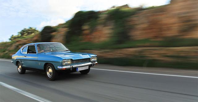フォード・カプリ | Ford Capri Mk I (1969–1974)