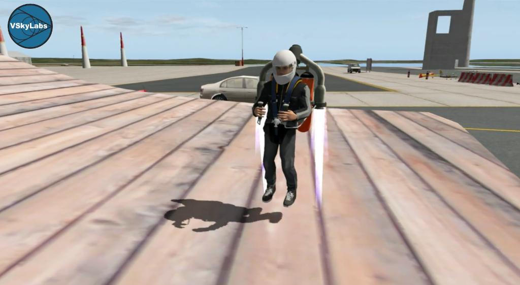 VSKYLABS Jet-Pack X-1
