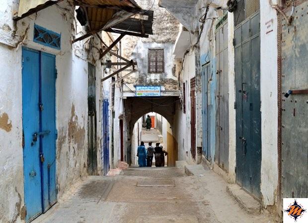 Moulay Idriss, medina